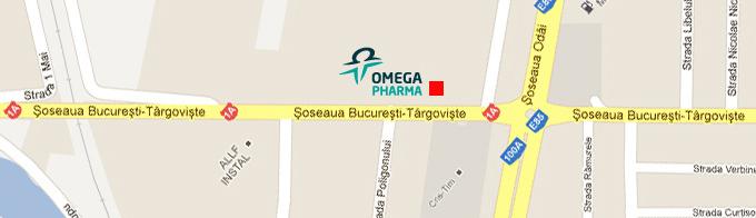Harta Omega Pharma