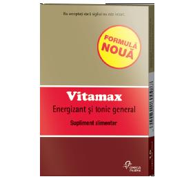vitamax vitamine noua formula